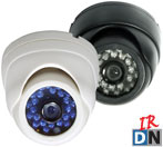 Okina USA 24 IR Dome Color Camera 420 TVL