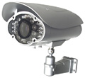 Okina USA Long Range IR Day & Night Weatherproof Color Camera  420 TVL