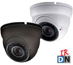 Okina USA 700TVL Weather Proof IR Dome Camera 700 TVL
