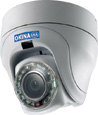 Okina USA 3x Indoor Mini PTZ IR Dome Camera 480 TVL