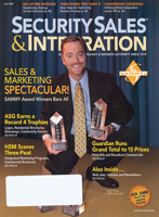 OKINA on Ssecurity Sales Magazine