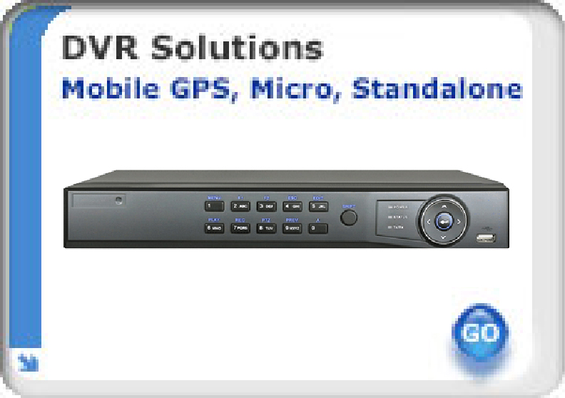 GPS  DVR System and Solution okina